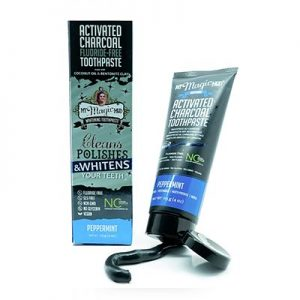 Dentifrice au Charbon Actif - My Magic Mud